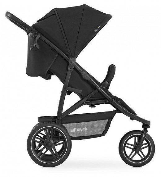 Športni voziček Hauck RAPID 3R Charcoal