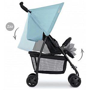Športni voziček  SPORT Blue