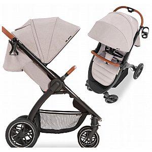 Hauck UPTOWN Beige - otroški voziček