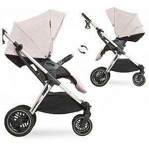 VISION X Duoset Melange Beige - otroški voziček