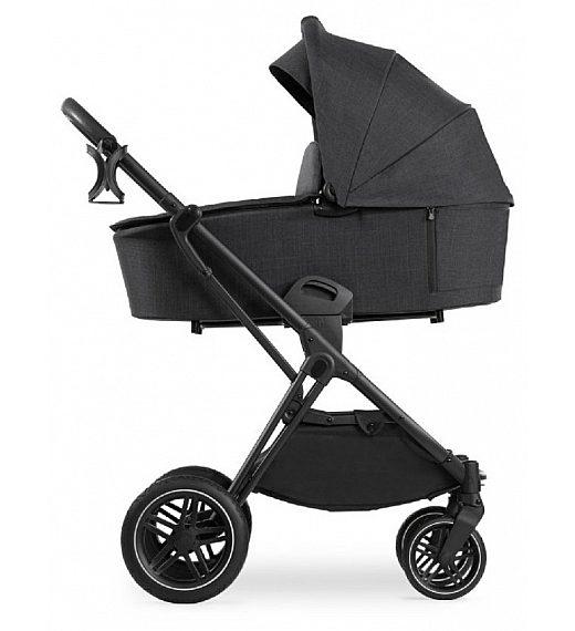 Hauck VISION X Duoset Melange Black - otroški voziček