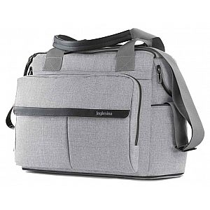 Torba Inglesina Aptica DUAL BAG Silk Grey