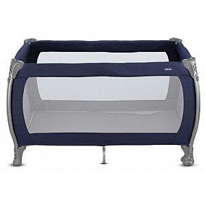 Prenosna posteljica  LODGE Blue
