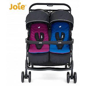 AIRE TWIN Rosy&Sea - otroški voziček za dvojčke