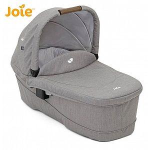 Joie RAMBLE XL Grey Flannel - košara za novorojenčka