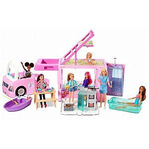 Barbie Dream Camper 3v1