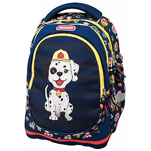 SUPERLIGHT PETIT DOG 26632 - šolska torba