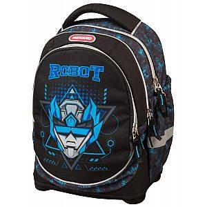 SUPERLIGHT PETIT ROBOT 26637 - šolska torba