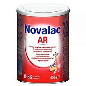 Novalac AR 400 g - adaptirano mleko - polivanje