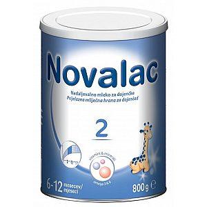 Novalac 2 800 g- adaptirano mleko