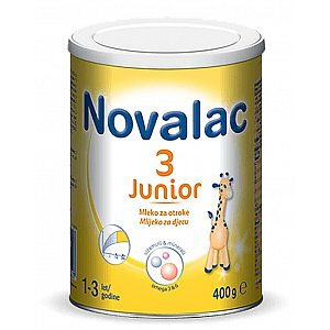 Novalac 3 Junior 400 g - adaptirano mleko