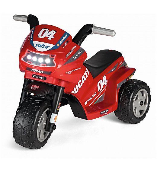 6V motor Mini Ducati Evo Peg Perego