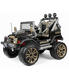 24V Gaucho XP Peg Perego - avto na akumulator, električni avto