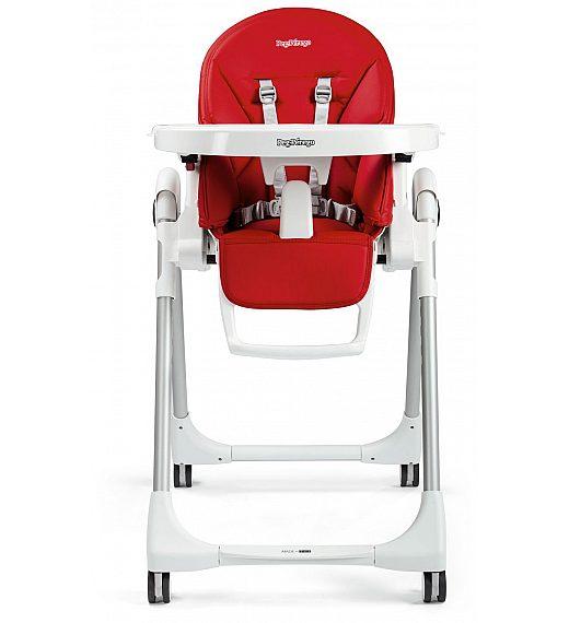 Peg Perego PRIMA PAPPA Follow me Fragola - stolček za hranjenje