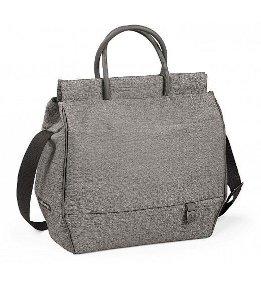 Previjalna torba BORSA City Grey Peg Perego