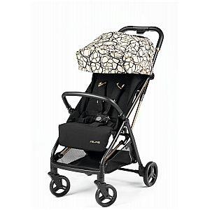 SELFIE Graphic Gold Peg Perego - športni otroški voziček