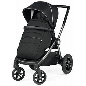 GT4 Black Shine - otroški voziček