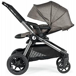 GT4 City Grey - otroški voziček
