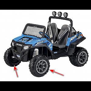 Prednja kolesa za Polaris Ranger RZR 900 Blue