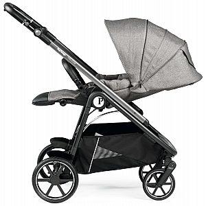 Veloce City Grey - športni otroški voziček
