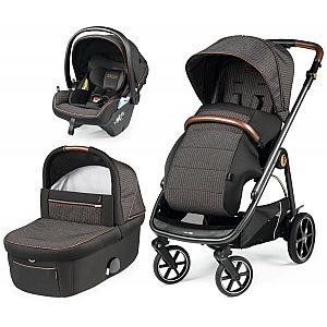 Veloce modular Lounge 500 - trio otroški voziček