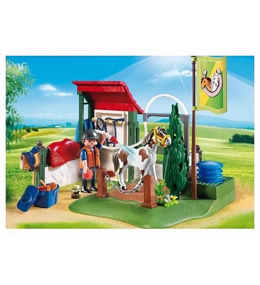 Playmobil Postaja za nego konjev 6929