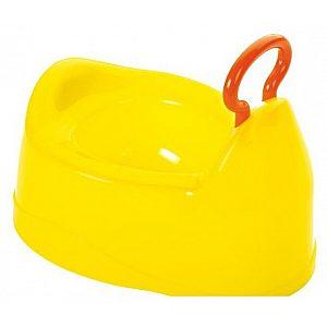 Kahlica Plebani POTTY v rumeni barvi