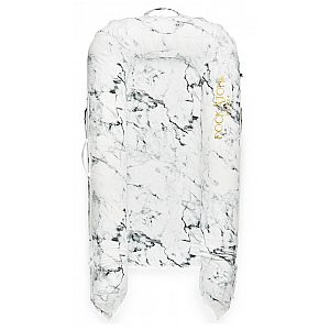 DockATot Carrara Marble (0-8m) - večnamensko gnezdece