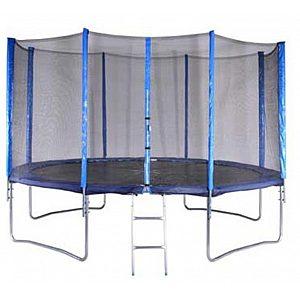 Spartan Trampolin z mrežo in lestvijo 366 cm