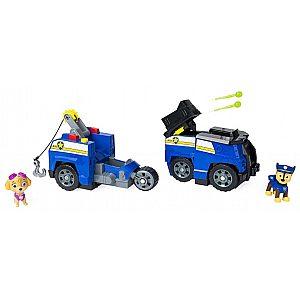 Paw Patrol 2 v 1 Chase