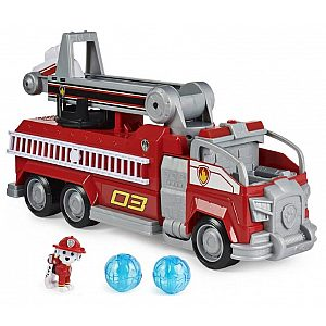 Paw Patrol set Marshall City Firetruck