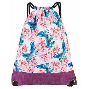 Torba - vrečka za copate City Sling Butterfly 26410