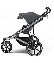 Otroški voziček za jogging Thule URBAN GLIDE 2 Dark Shadow 2021
