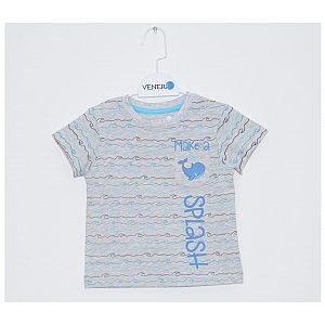Otroška majica Venere na kratek rokav za fantke