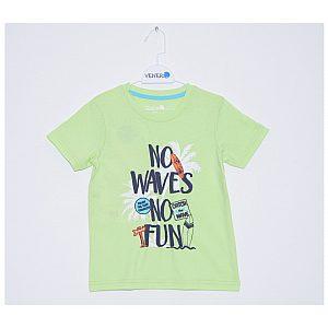 Fantovska majica na kratek rokav Venere T-shirt Green Apple
