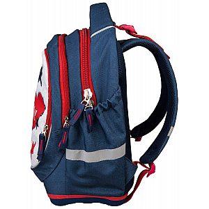 SUPERLIGHT PETIT LOVE 26636 - šolska torba